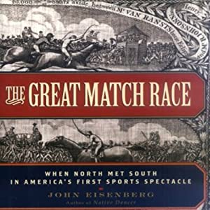 The Great Match Race Audiobook