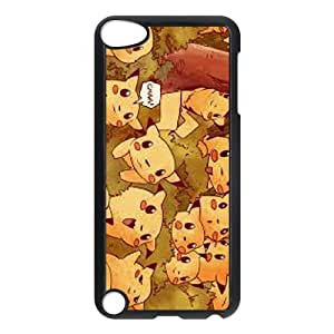 Ipod 5 Cell Phone Case Game Pikachu Custom Case Cover 3ERT469754