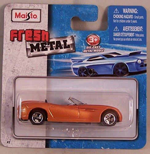 Hemi Dakota Dodge (Maisto Fresh Metal Die-Cast Vehicles ~ Dodge Concept Car (Copper/Bronze))