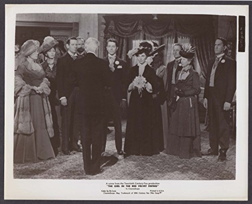 Joan Collins wedding scene Girl in the Red Velvet Swing 8x10 photo 1955 (The Girl In The Red Velvet Swing 1955)