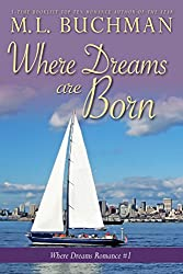 Where Dreams Are Born: a Pike Place Market Seattle romance (Where Dreams Seattle Romance Book 1)