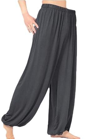 Pantalones de Yoga para Hombre de Seguridad, Cintura ...
