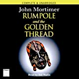 Rumpole and the Golden Thread by John Mortimer front cover