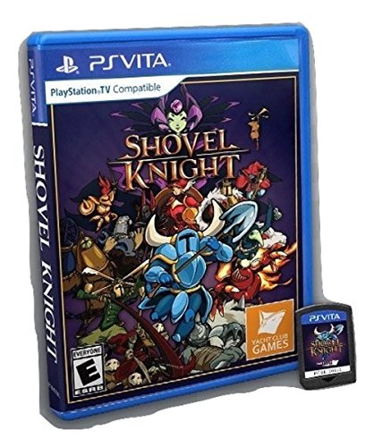 Price comparison product image Shovel Knight Limited Print for PlayStation Vita by Yacht Club Games
