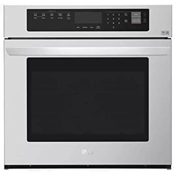 LG Stainless Electric Convection Wall Oven