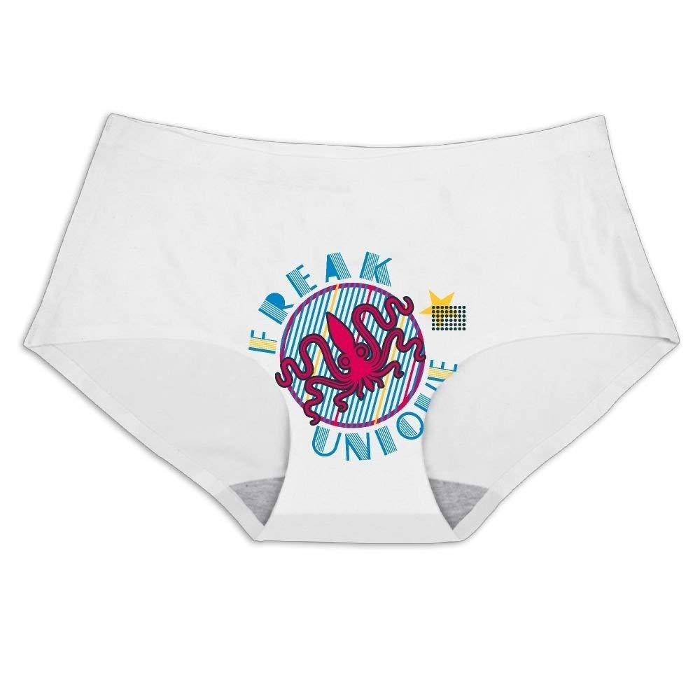 Stars Octopus Women's Underwear Seamless Ice Silk Panties Briefs Lingerie  Sex Underwear at Amazon Women's Clothing store: