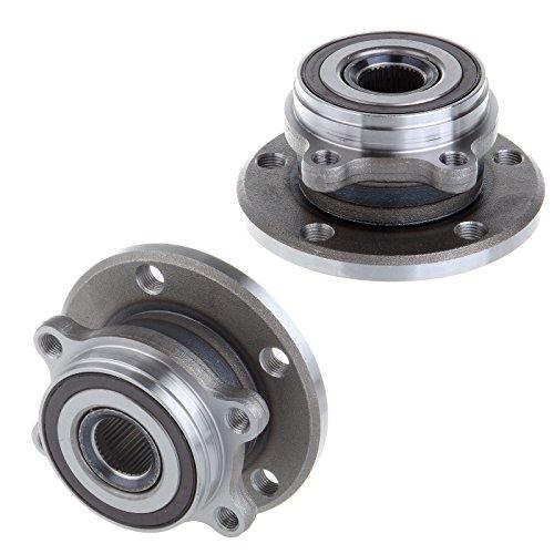 vw beetle front wheel bearing - 5