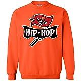 Tampa Bay Hip-Hop Crewneck Sweatshirt