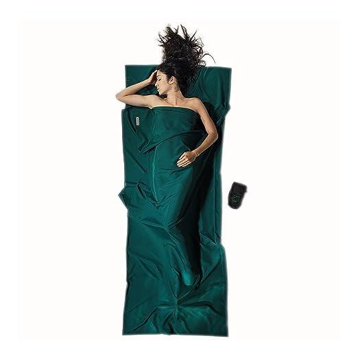 Cocoon microfibra Saco de dormir Travel Sheet - Micro Fiber, Unisex, azul, 220x90cm: Amazon.es: Deportes y aire libre
