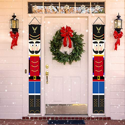 NUTCRACKER Door Banners