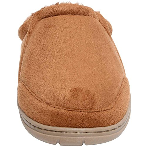 Spezie Softmoc Mens Polar Ii Open Back Slipper