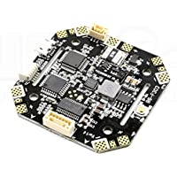 USAQ F303 STM32 V1.4 Drone Flight Controller w/Built-In PDB OSD Galvanometer 49x49mm