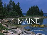 img - for Maine: A Portrait book / textbook / text book