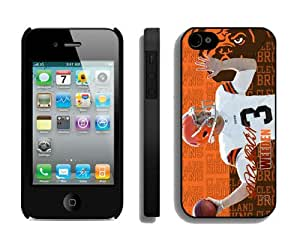 NFL Cleveland Browns iPhone 4 4S Case 37 iPhone 4 Cases