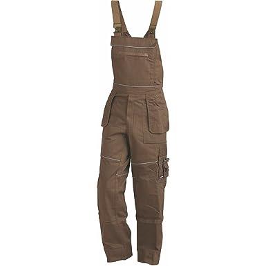 Kleidung Clever Bundhose Starline Schwarz Arbeitskleidung & -schutz