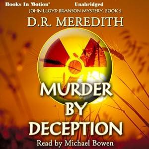 Murder by Deception Audiobook