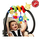 The Best Quality Baby Stroller Toys Around Crib Rail, Bed Hanging Toys, Car Seat Toy with Cotton and Safe For Baby