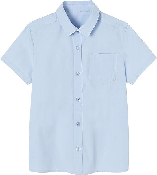 Vertbaudet - Camisa de manga corta para niño: Amazon.es: Ropa y accesorios