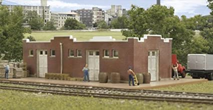 Amazon com: Walthers Cornerstone N Scale Building/Structure