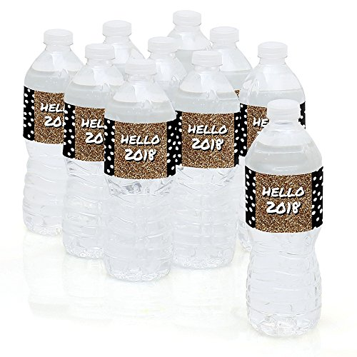 Years Water Bottles - 3