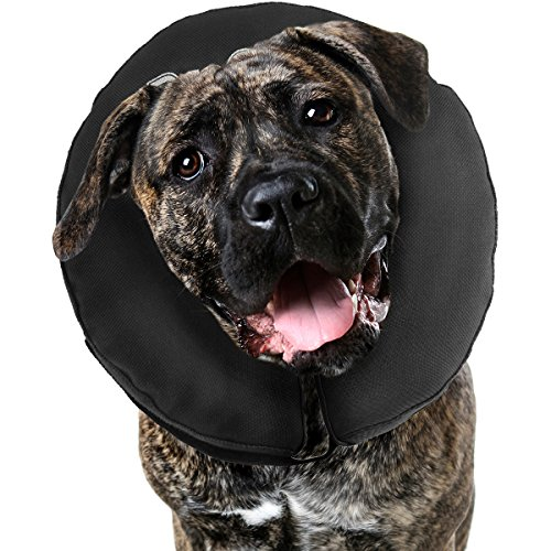 ZenPet Pro Collar Comfy Pet E-Collar For Dogs - Inflatable Procollar