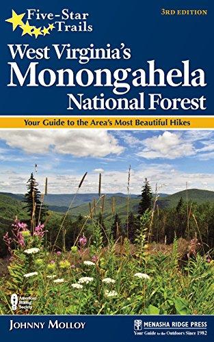 Five Star Trails Virginias Monongahela Beautiful ebook product image