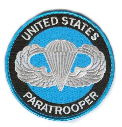 United States Paratrooper Patch by Military Productions