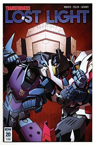 Transformers Lost Light #20 Cvr A (IDW, 2018) NM
