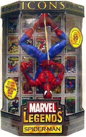 Marvel Legends Icon: Spider Man 12