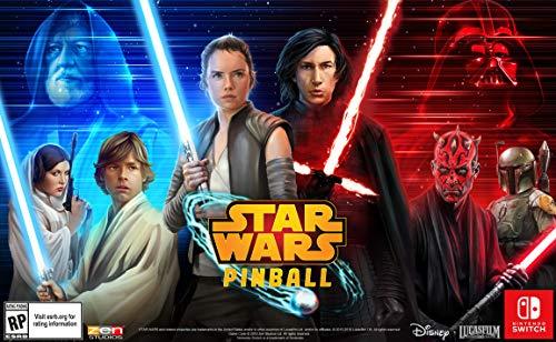 - Star Wars Pinball - Nintendo Switch