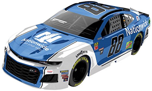 Alex Racing - Lionel Racing Alex Bowman #88 Nationwide 2018 Chevrolet Camaro 1:64 Scale Arc Diecast Car