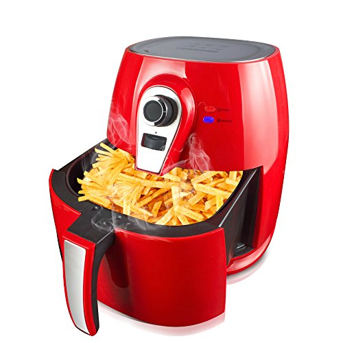 red air fryer - 5