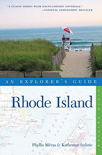Download Explorer's Guide Rhode Island (Fifth Edition)  (Explorer's Complete) ebook