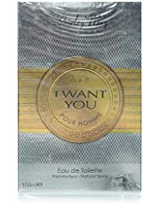 I Want You (Mens 100ml EDT Shirley May)