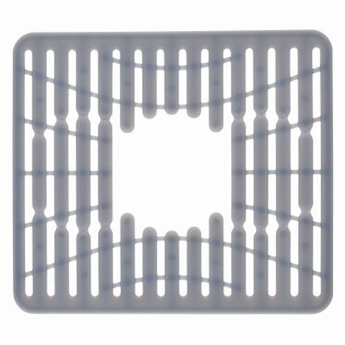 (OXO Good Grips PVC Free Silicone Sink Mat, Small )