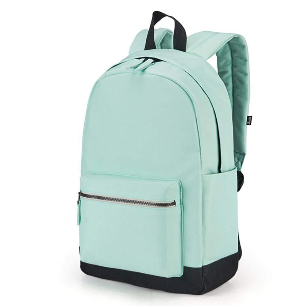 Amazon.com: Myzixuan Mochila de Moda para Mujeres ocio viaje mochilas Mochila para las niñas adolescente contraste Color portátil Mochila bolsas de escuela: ...
