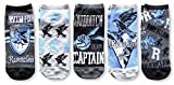 Harry Potter Ravenclaw Quidditch Juniors/Womens 5 Pack Ankle Socks Size 4-10