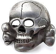VanSP Copy WW2 German Badge Medal Honor War Medals Army Elite Officer Hat Cap Cockade Skull Old Badge Brooch C