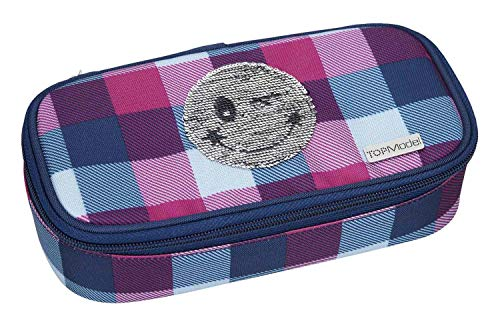 Amazon.com: Depesche 10207 Pencil Case TopModel Smiley with ...