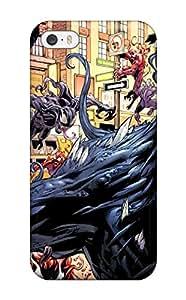 Unique Design Iphone 5/5s Durable Tpu Case Cover Venom