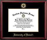 University of Hawaii Affordable Diploma Frame (OTHER)