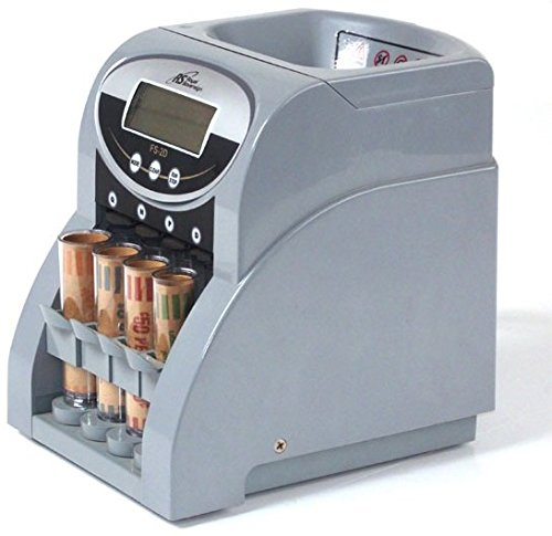 Coin Change Sorter Machine Money Counter Sort Count