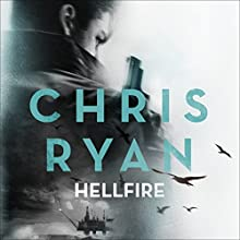Hellfire: Danny Black, Book 3 Audiobook by Chris Ryan Narrated by Michael Fenner