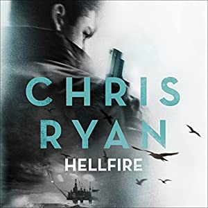 Hellfire: Danny Black, Book 3 Audiobook