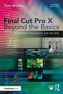 final cut pro x 10 4 apple pro training series professional post rh amazon co uk Italian Boy Cut Bubble Cut