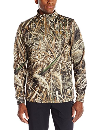 Storm Max 4 nbsp;zip Armour Icon Camo Realtree 5saddle Maglietta Under 1 2IEHDW9
