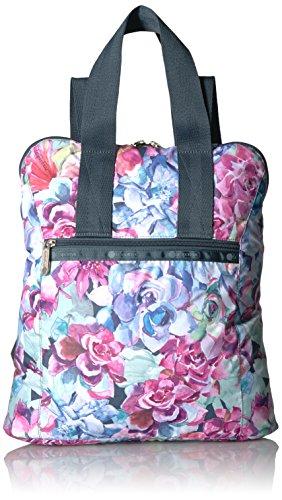 (LeSportsac Women's Classic Everyday Backpack, DESERT BLOOM)