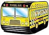 Kiddie Play School Bus Pop Up Play Tent for Kids
