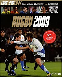 Livre d'or Rugby 2009