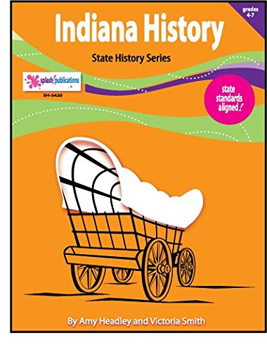 Download Indiana History Unit (NINE Literacy-Based Lessons) PDF